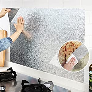 heat resistant backsplash