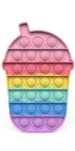 Push and Pop Bubble Fidget Sensory Toy
