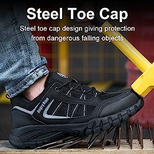 European Steel Toe