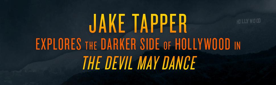 jake tapper, devil may dance, mystery