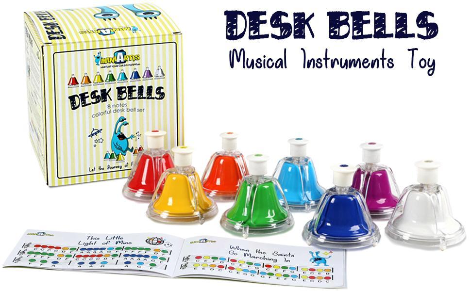 MiniArtis classroom musical instruments