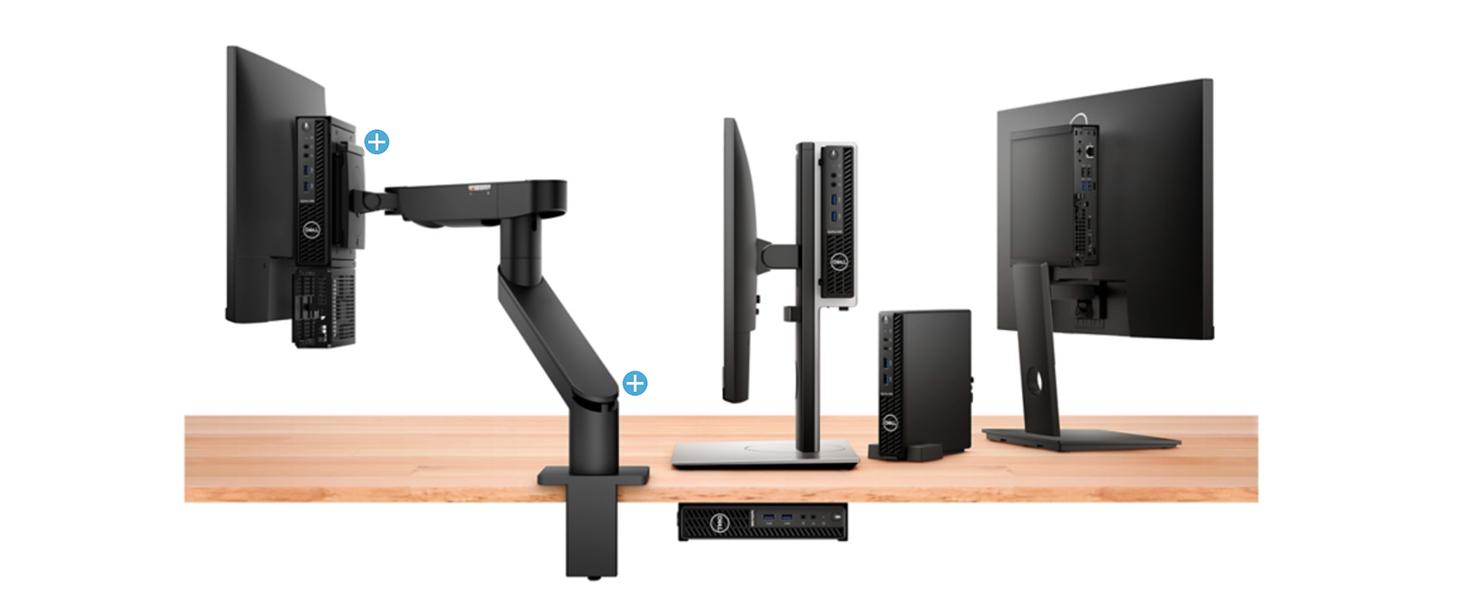 Amazon.com: Dell OptiPlex 3080 Micro Form Factor Desktop, Intel Core i5-10500T, 8GB DDR4 RAM, 256GB SSD, Windows 10 Pro, Intel 3165 802.11ac dual band 1x1 + Bluetooth 4.2: Computers & Accessories