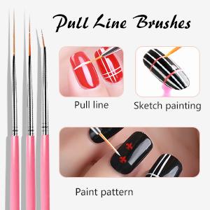 Pull Line Brushes