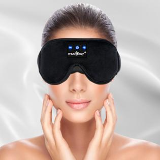 Sleep Headphones Bluetooth Headband Sleeping Mask Gadgets for guys