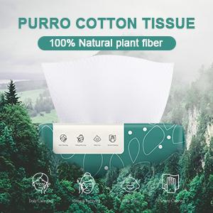 what is cotton tissue