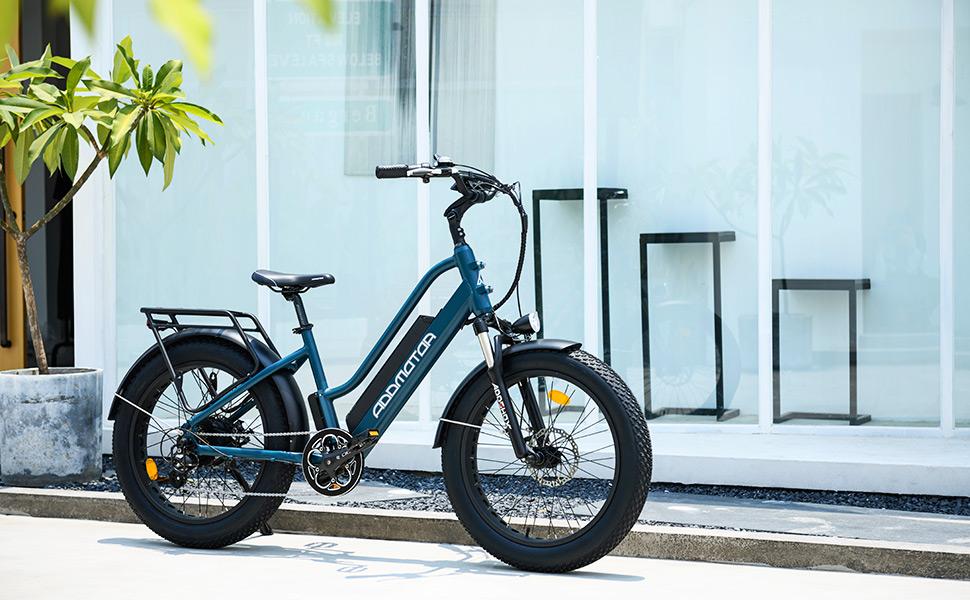 electric bike for women