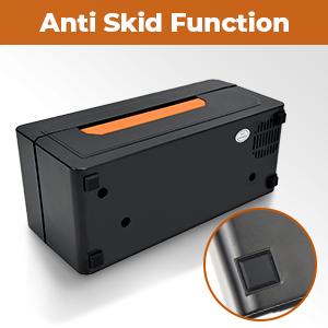 Anti Skid Function