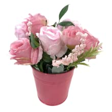 Metal Flower Pot