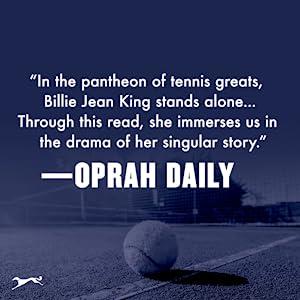 billie jean king stands alone