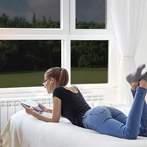 window film privacy one way