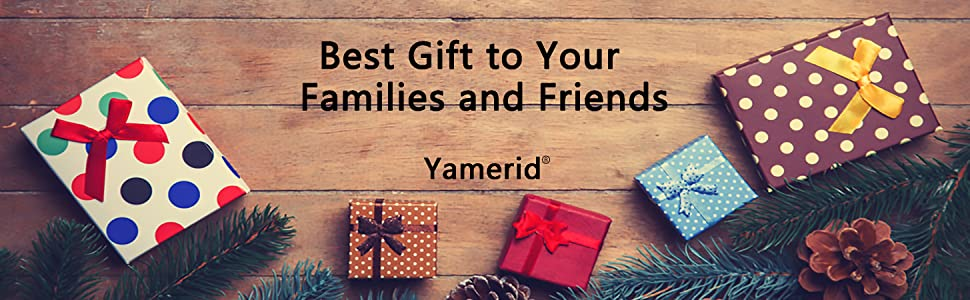 Best gift to your families and friends