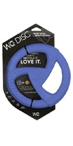 Blue WO Disc