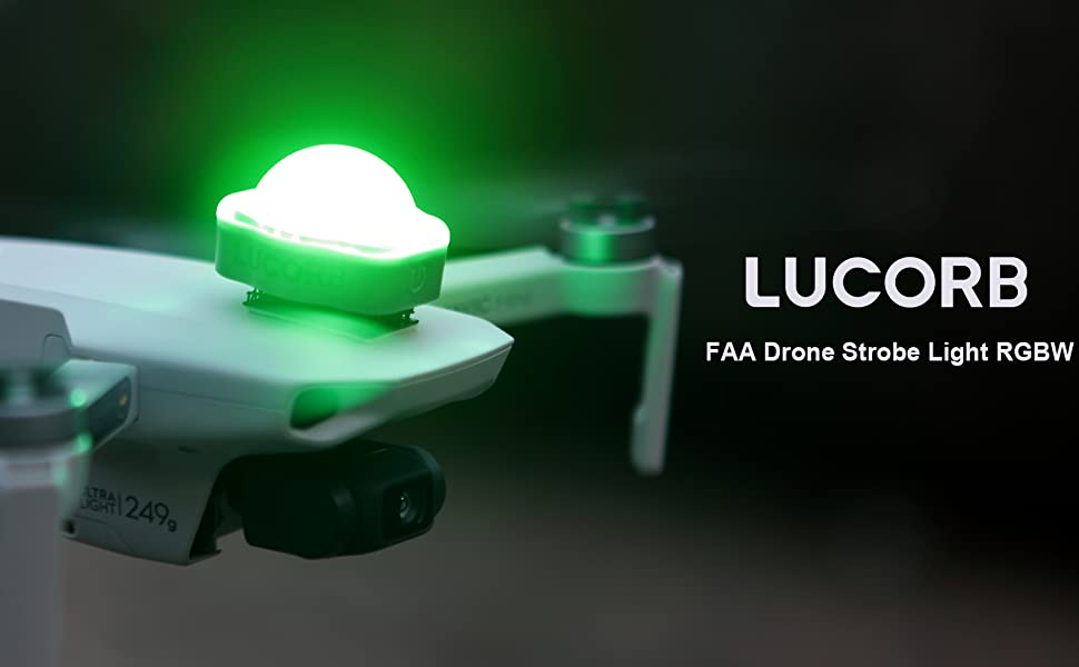 T-T1-RGBW-LUCORB-DRONE LIGHT