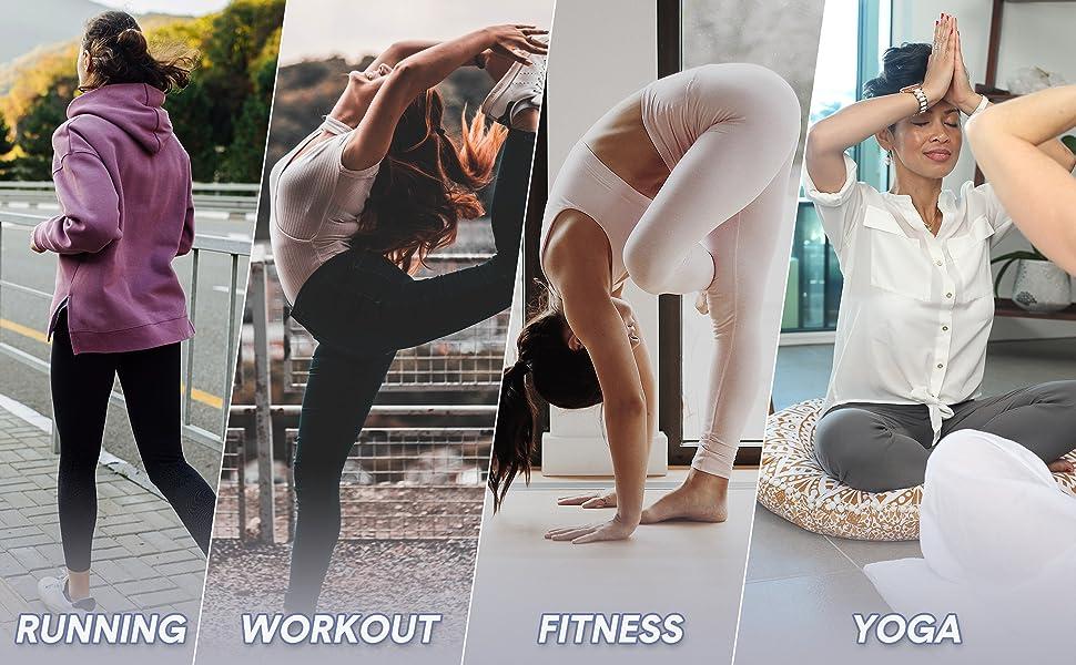 yoga capris for women