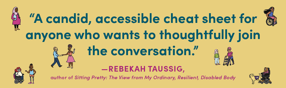 Rebekah Taussig says, A candid cheat sheet for anyone who wants to join the conversation.