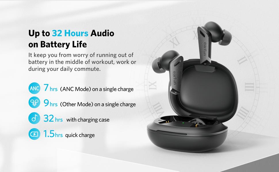 EarFun Air Pro Wireless Earbuds