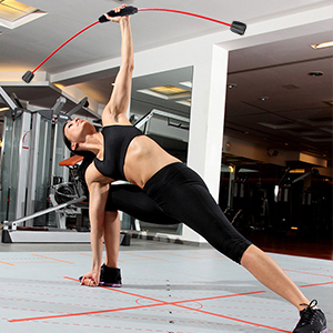 Exercise waist muscles