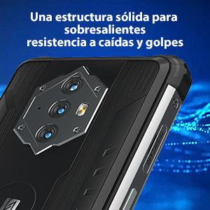 Blackview 6600 smartphone robusto 4G