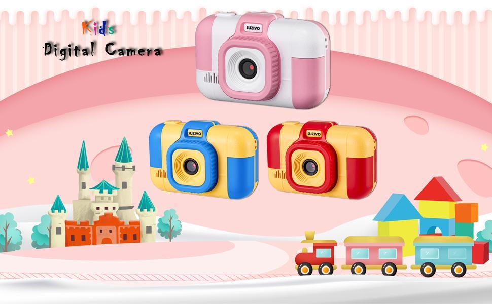 kids camera video camcorder