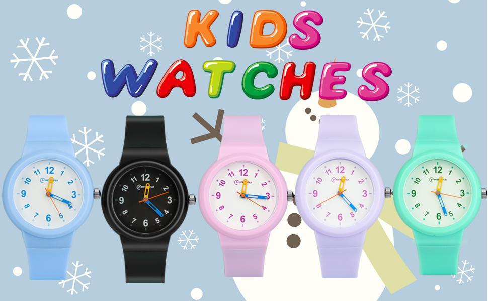 Kids Watch Analogue