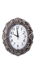 14inch Retro Wall Clock