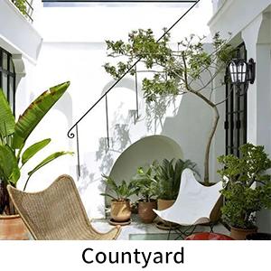 countyard