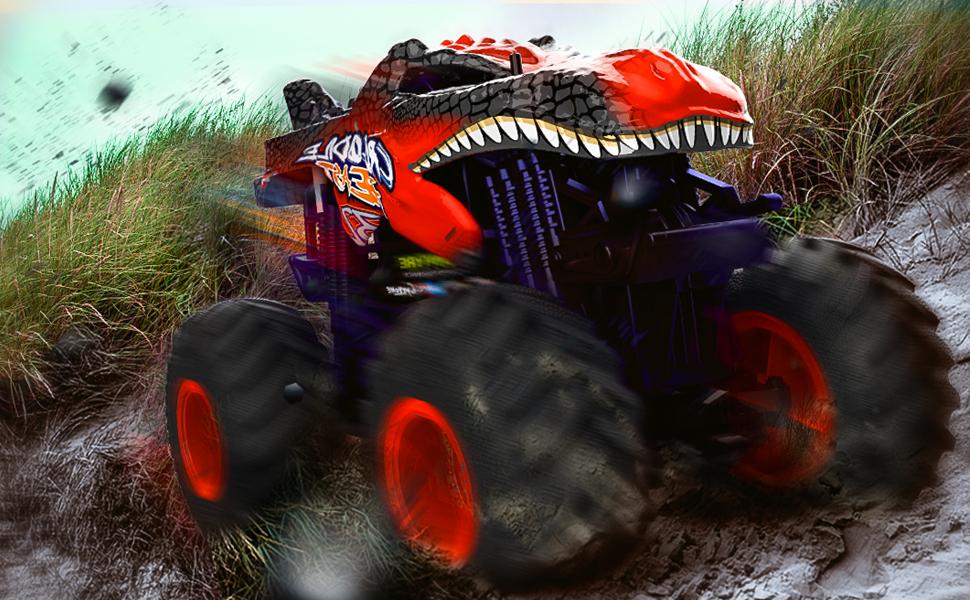 HCT1 RC T-Rex Monster Truck