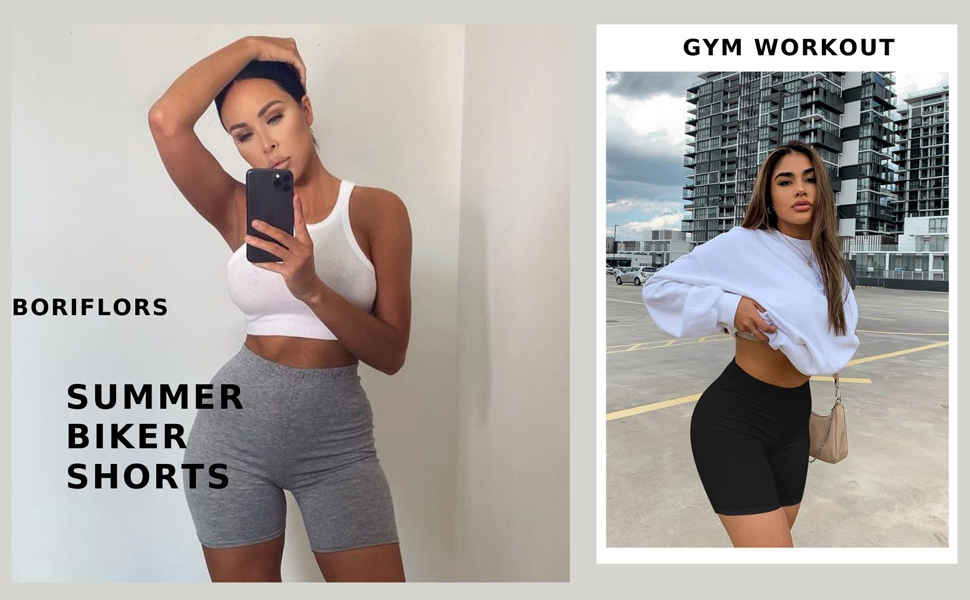 summer athletic shorts for women