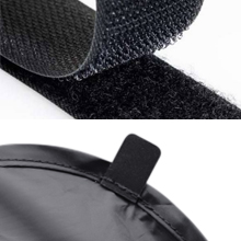 Velcro strap and Fixed sheet