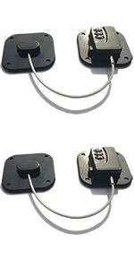 Fridge Combination Lock