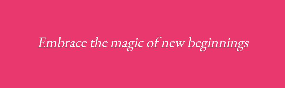 Embrace the magic of new beginnings.Debbie Macomber;new debbie macomber book;romance;wholesome love