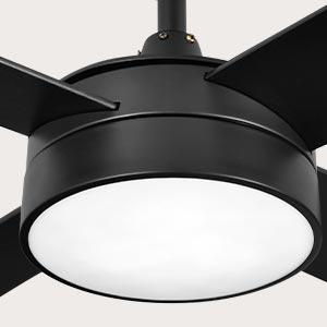 dimmable ceiling fan