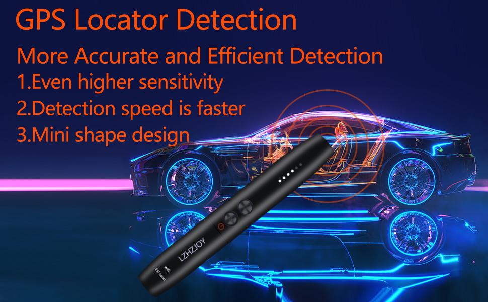 GPS Locator Detection