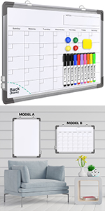 Dry Erase Whiteboard for Wall