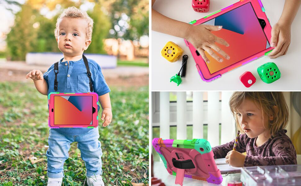 ipad 8th generation case for kids