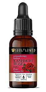 kashmiri rose aroma oil
