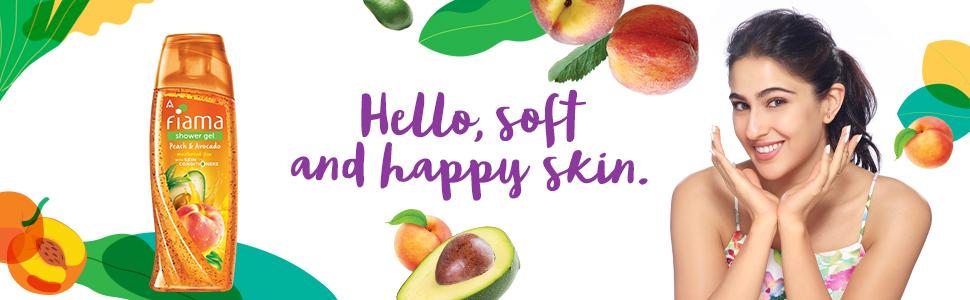 Fiama, Shower Gel, Bodywash, Fiama Bodywash, happy skin, soft skin