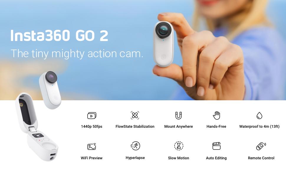 Insta360 GO 2 Action Camera -5