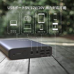 K2 USB charging port