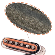 wax potted guitar pickups