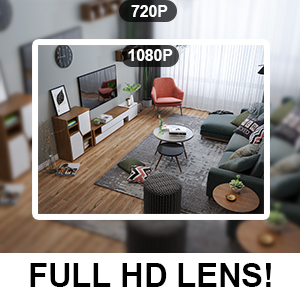 Full HD lens