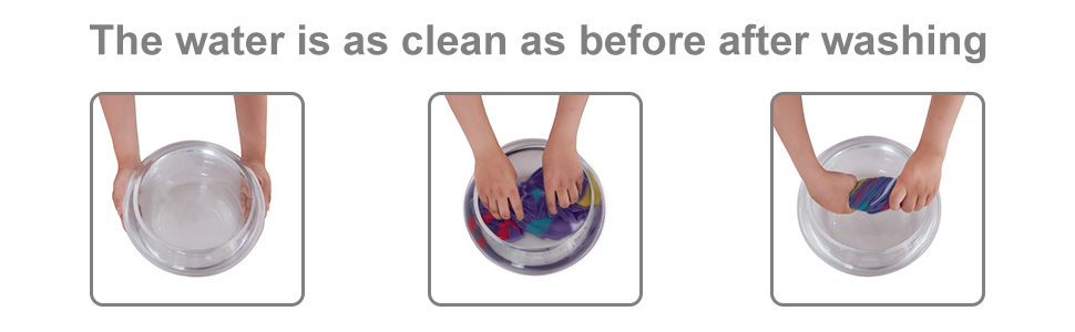 about washing