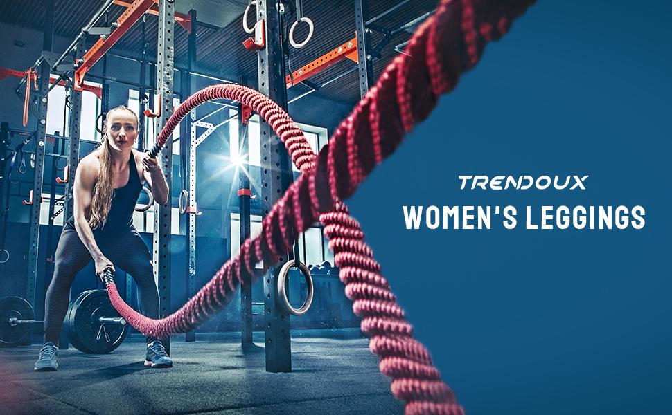 TRENDOUX LEGGINGS FOR WOMEN