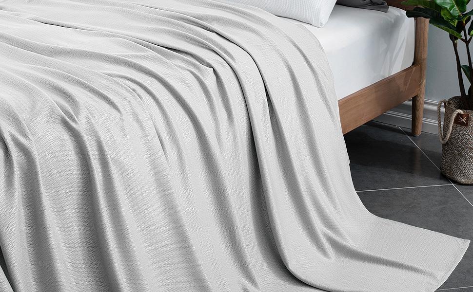 summer blanket for hot sleeper