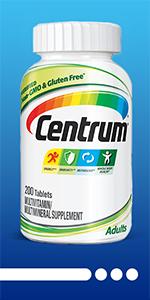 Centrum Adult Tablets 200ct