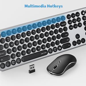Multimedia Hotkeys