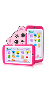 Android 10.0 kids tablet