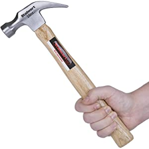 Comfortable contoured Anti-Vibration handle