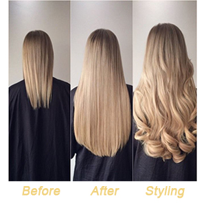 How to care the hair extensions