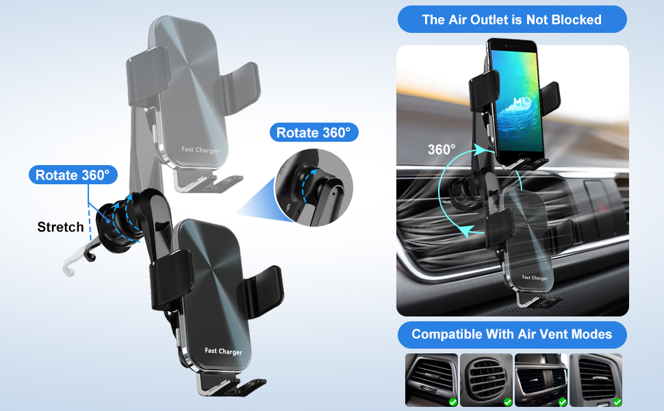 Wireless Car Charger 2